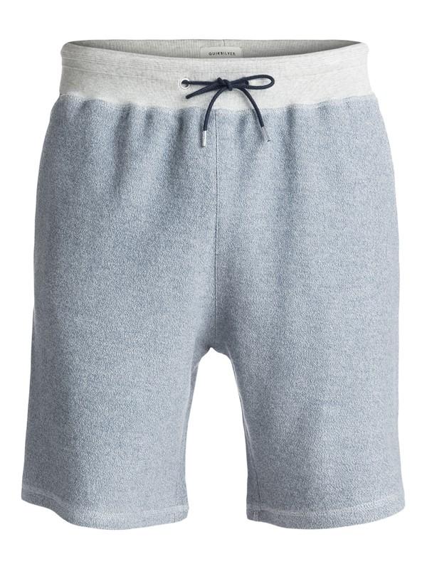 0 Grazie - Shorts de sport Bleu EQYFB03139 Quiksilver