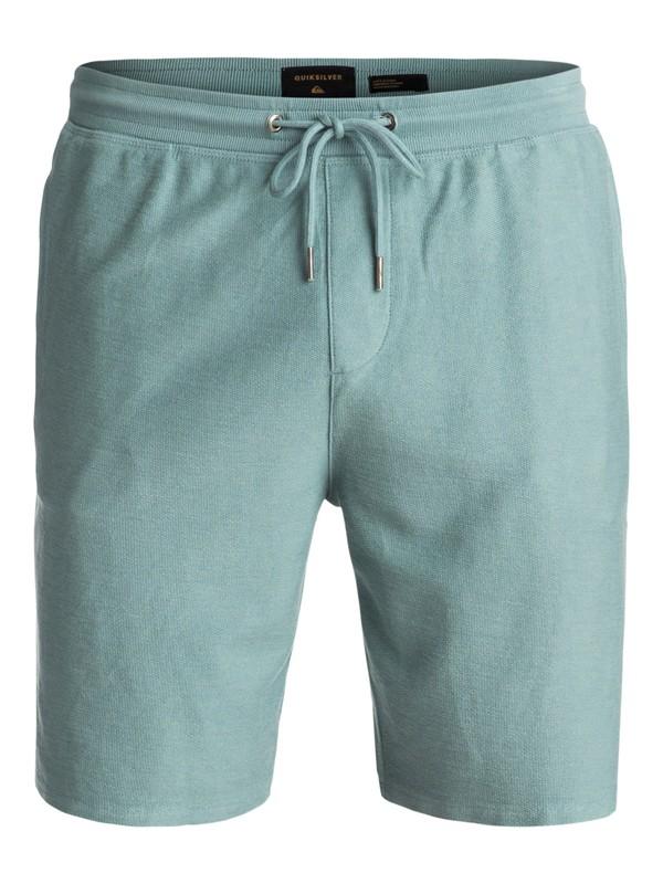 0 Baao - Shorts de sport Bleu EQYFB03140 Quiksilver