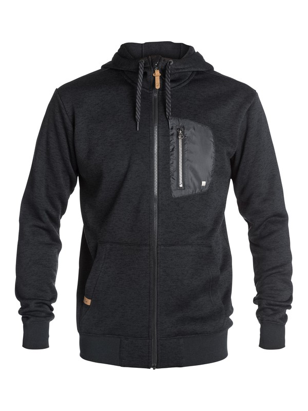 0 Satrap Zip-Up Fleece  EQYFT03157 Quiksilver
