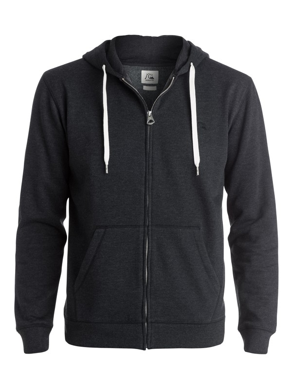 0 Major Zip - Sweat doublé à capuche zipé  EQYFT03213 Quiksilver