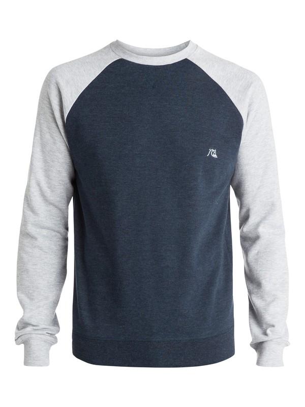 0 Major Block Sweatshirt  EQYFT03249 Quiksilver