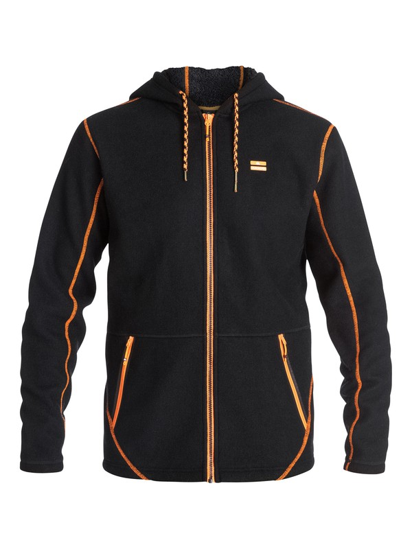 0 Into The Wild Mountain EXL - Sweat à capuche zippé  EQYFT03258 Quiksilver