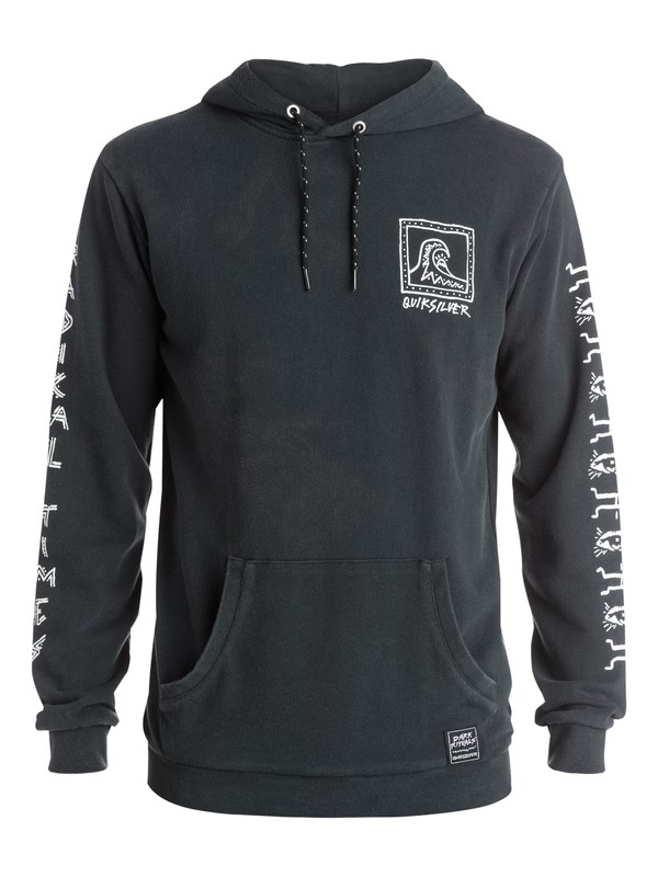 0 Snake Lord Pullover Hoodie  EQYFT03259 Quiksilver