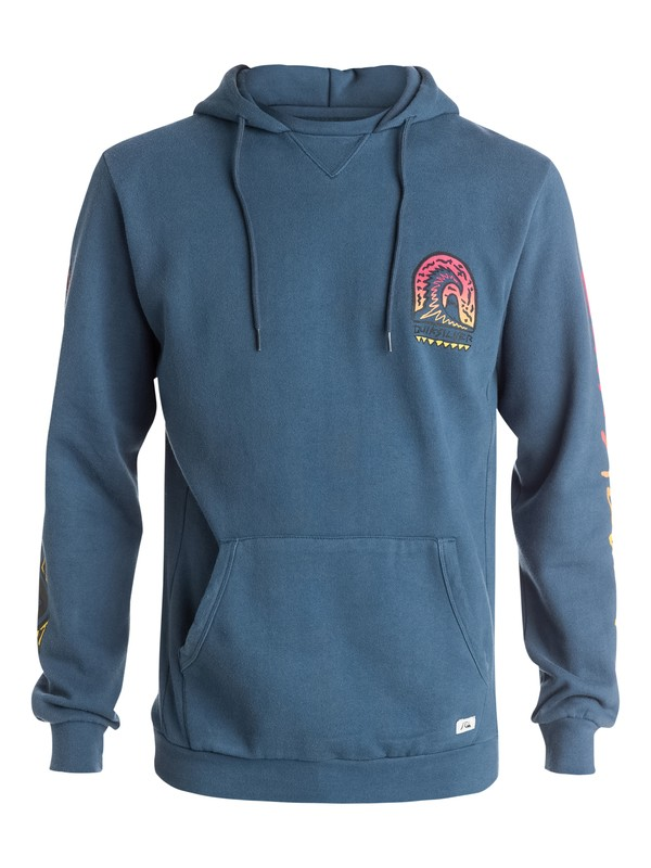 0 Shrine Pullover Hoodie  EQYFT03264 Quiksilver
