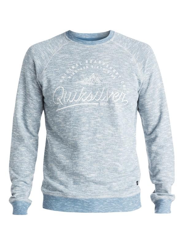 0 Road Tripper Crew - Sweatshirt  EQYFT03293 Quiksilver