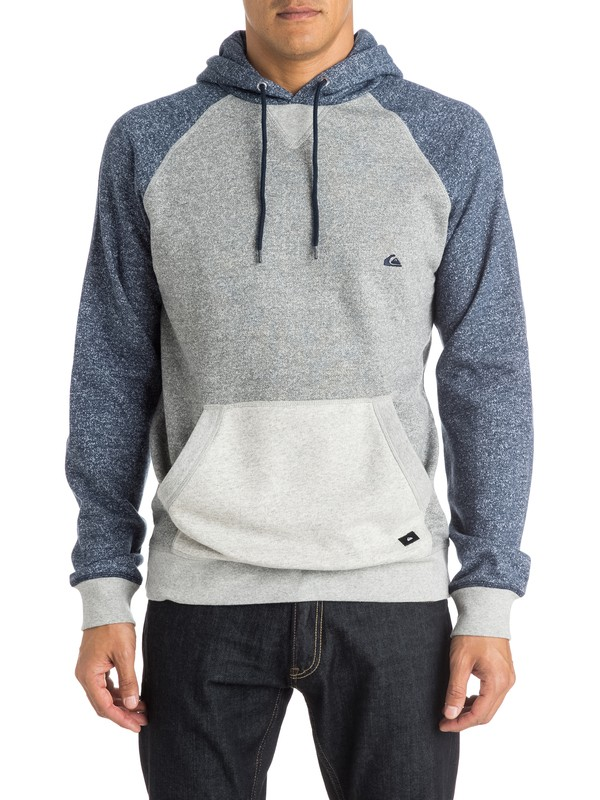 0 Rio Negro Pullover Hoodie  EQYFT03301 Quiksilver