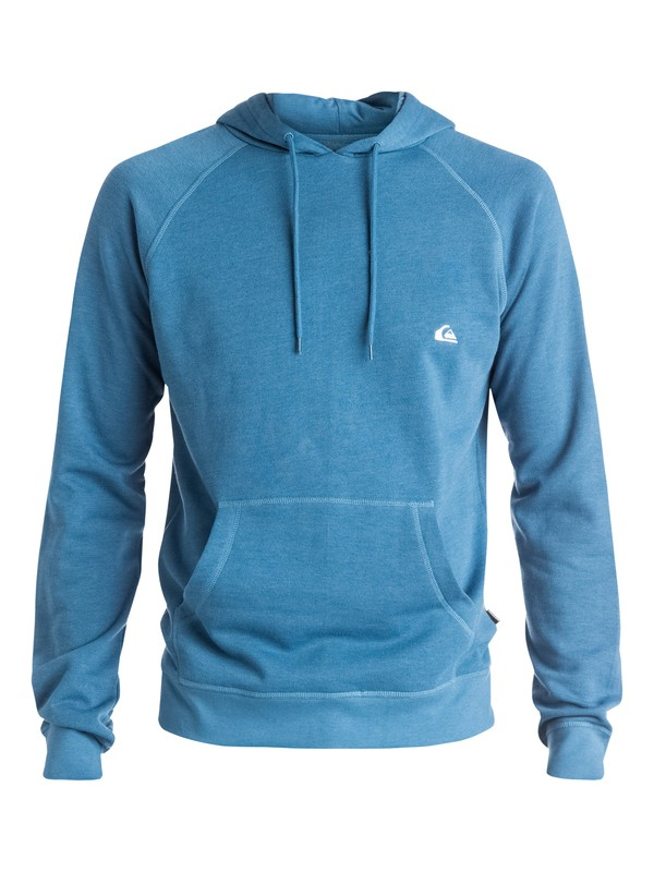 0 Everyday - Sweat à capuche Bleu EQYFT03314 Quiksilver