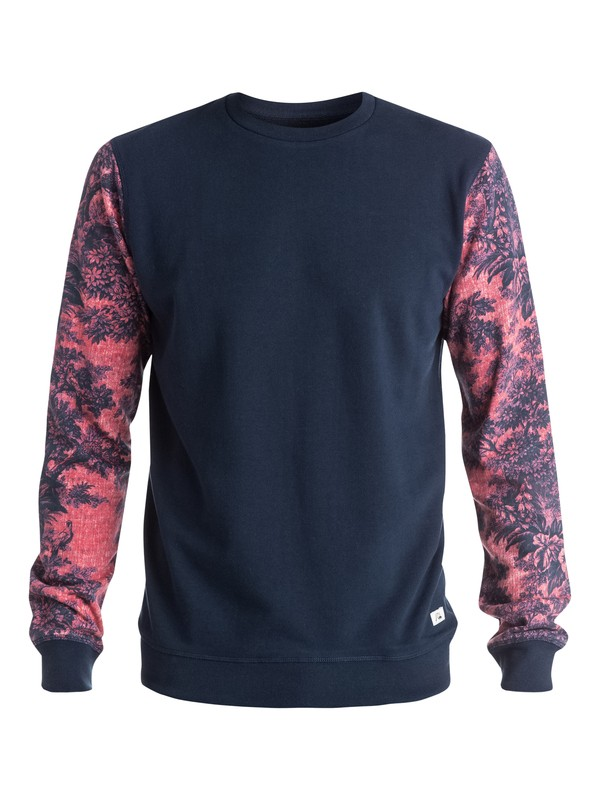 0 Highway Coast - Sweatshirt  EQYFT03341 Quiksilver