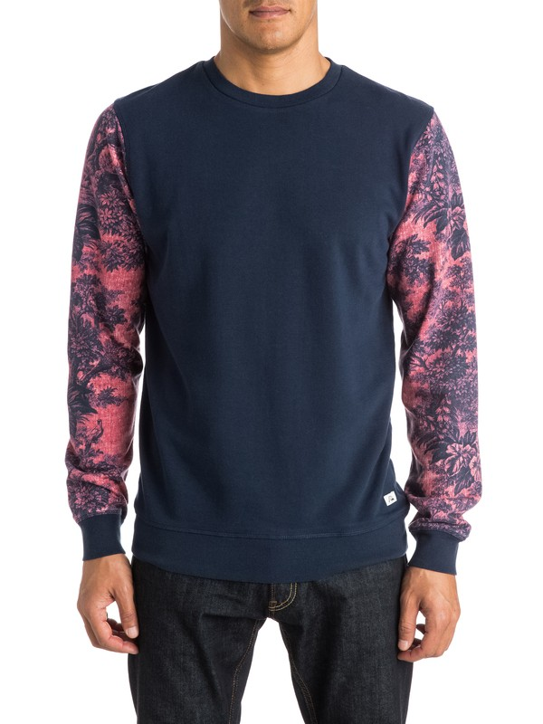 0 Highway Coast Sweatshirt  EQYFT03341 Quiksilver