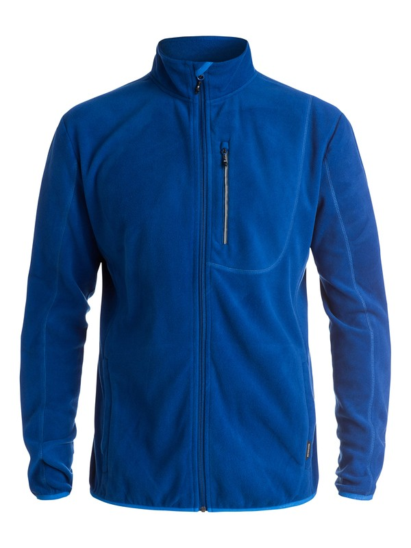 0 Cosmo - Deuxième couche thermique zippée Polartec® Bleu EQYFT03369 Quiksilver