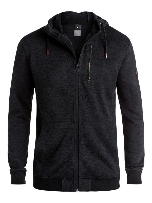 0 Trapper Zip-Up Riding Hoodie  EQYFT03392 Quiksilver