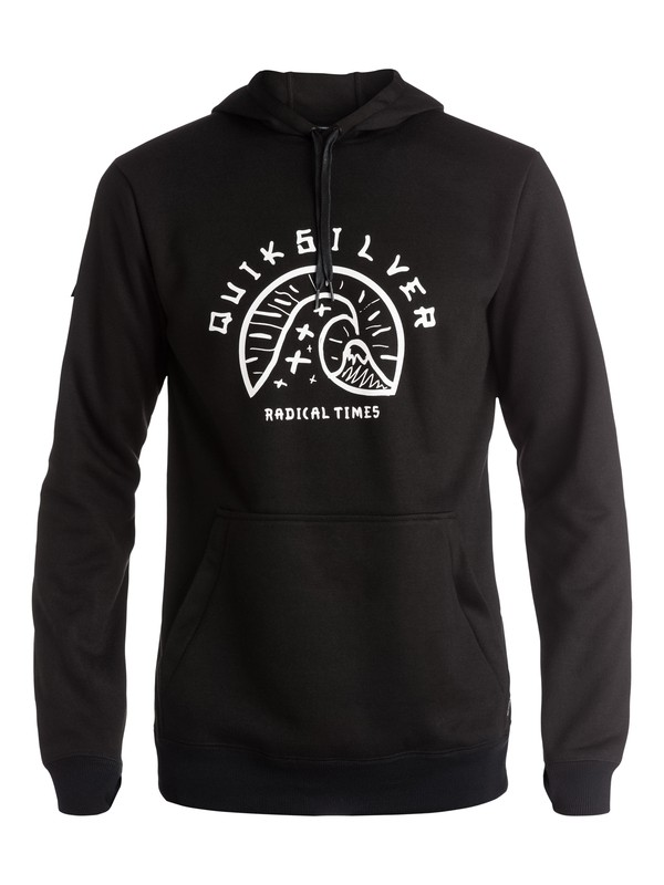 0 Trail Technical Hoodie  EQYFT03395 Quiksilver