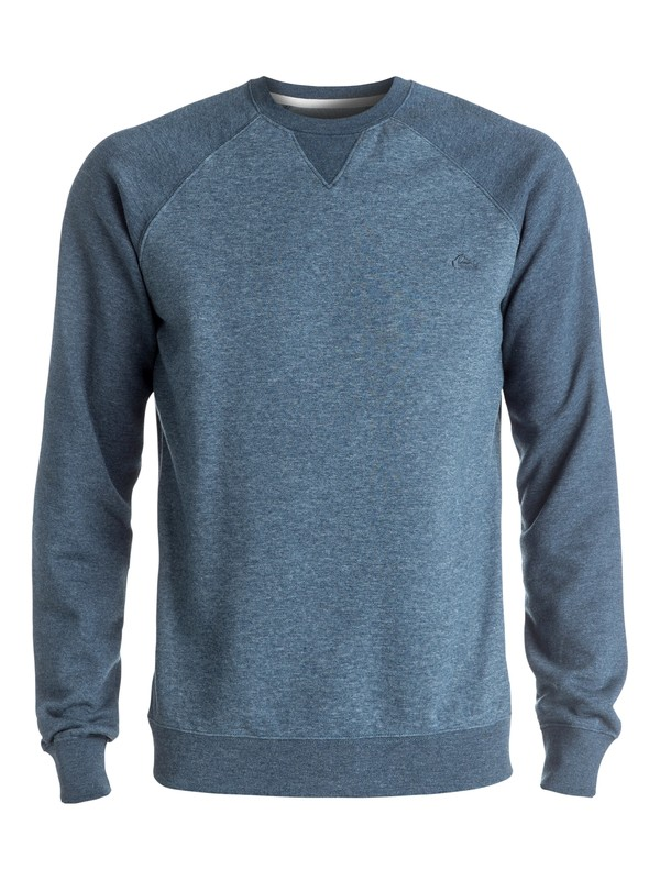 0 Everyday - Sweat Bleu EQYFT03427 Quiksilver