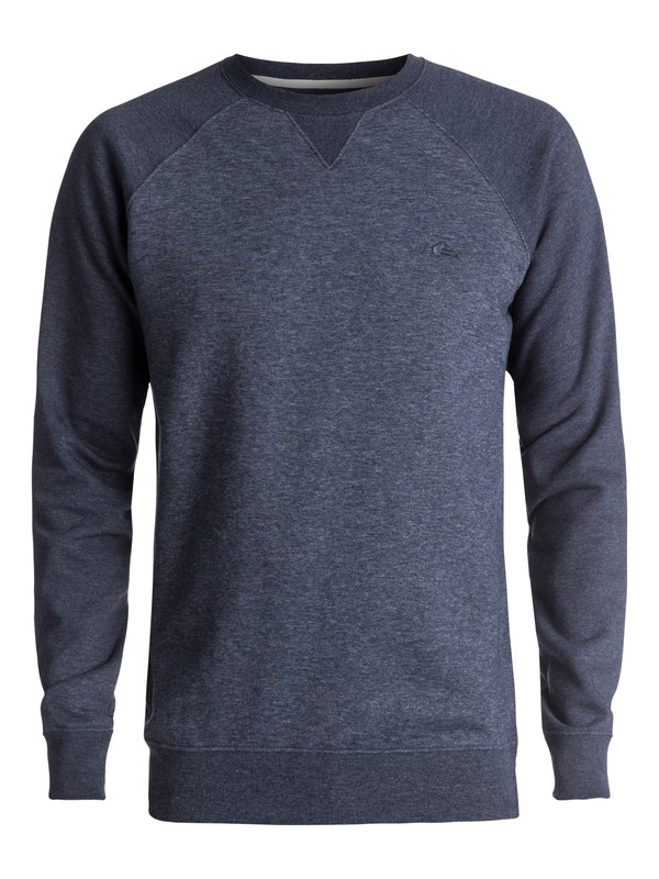 0 Everyday Sweatshirt Blue EQYFT03427 Quiksilver