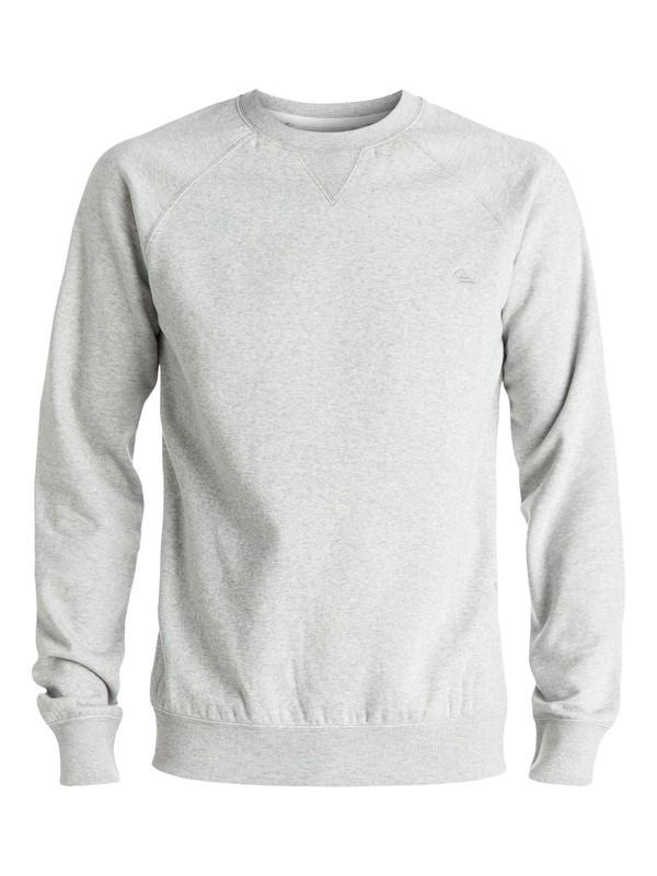 0 Everyday Sweatshirt Grey EQYFT03427 Quiksilver
