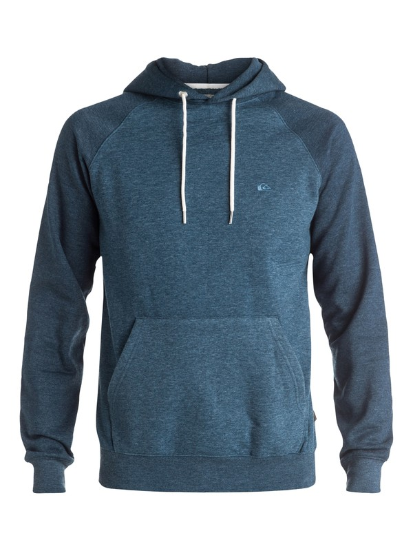 0 Everyday Hoodie Blue EQYFT03428 Quiksilver
