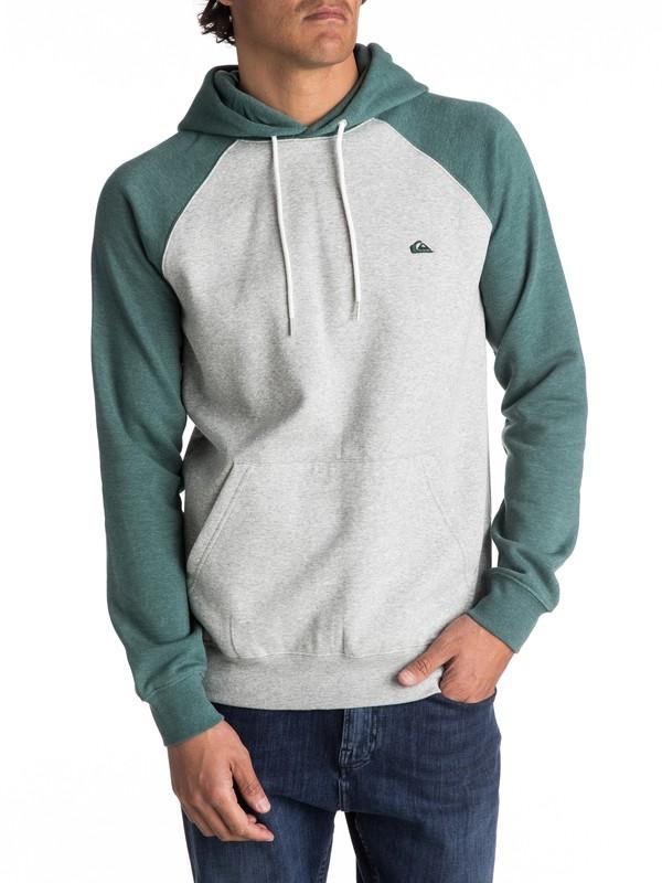 0 Everyday Sweatshirt Grey EQYFT03428 Quiksilver