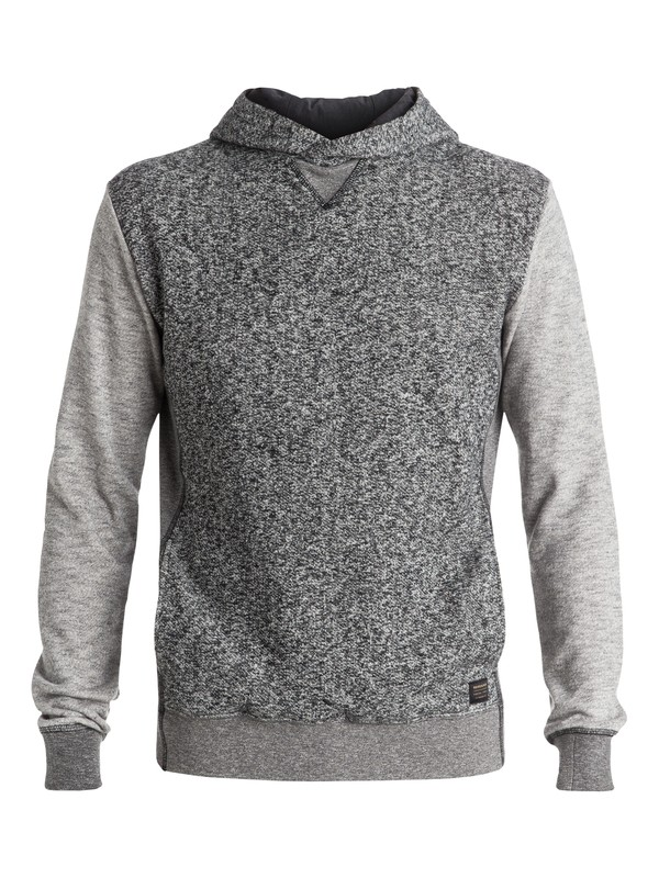 0 Icy Giants - Sweat à capuche Noir EQYFT03460 Quiksilver