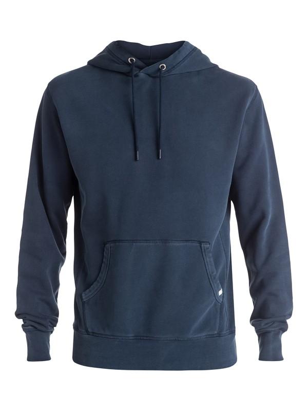 0 Quiksilver - Sweat à capuche Bleu EQYFT03470 Quiksilver