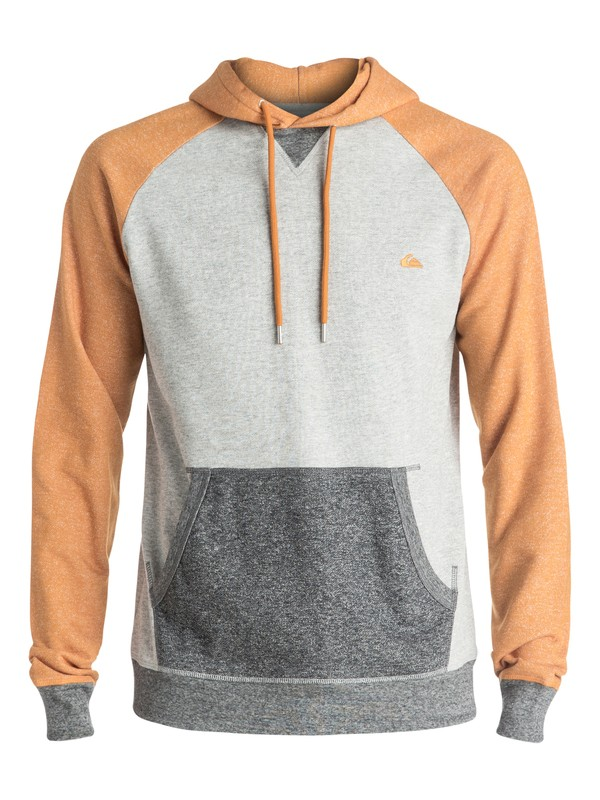 0 Rio Negro - Sweat à capuche Orange EQYFT03540 Quiksilver