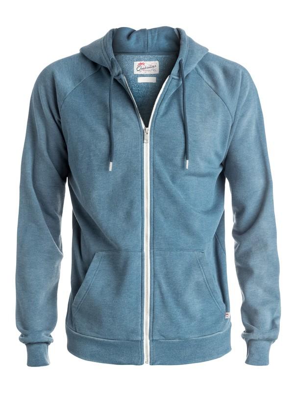 0 Culver Crest - Sweat à capuche zippé Bleu EQYFT03551 Quiksilver