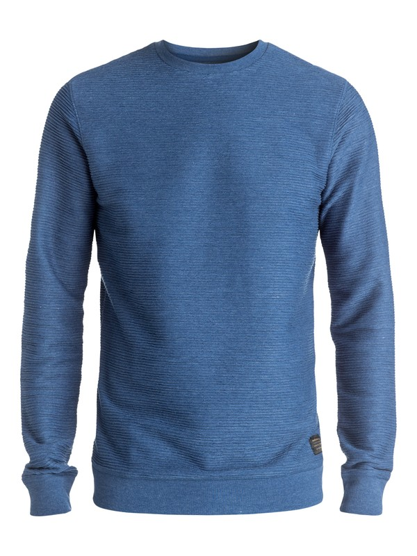 0 Merced - Sweat Bleu EQYFT03553 Quiksilver