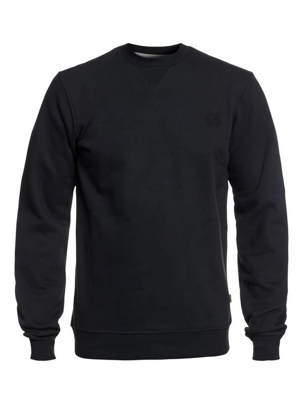 0 Nor Lenta - Sweat Noir EQYFT03556 Quiksilver