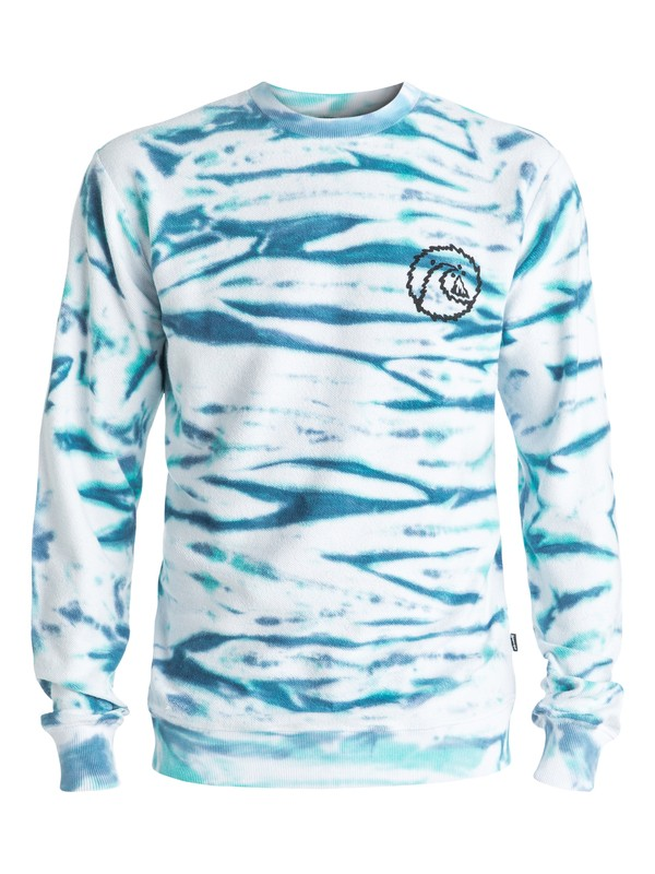0 Mellow Out - Sweat  EQYFT03574 Quiksilver