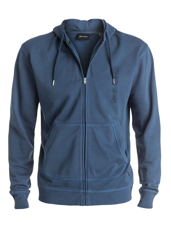 0 Scattered - Sweat à capuche zippé  EQYFT03575 Quiksilver