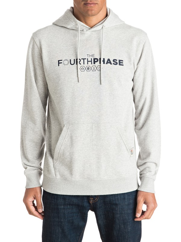 0 The Fourth Phase Hoodie  EQYFT03614 Quiksilver