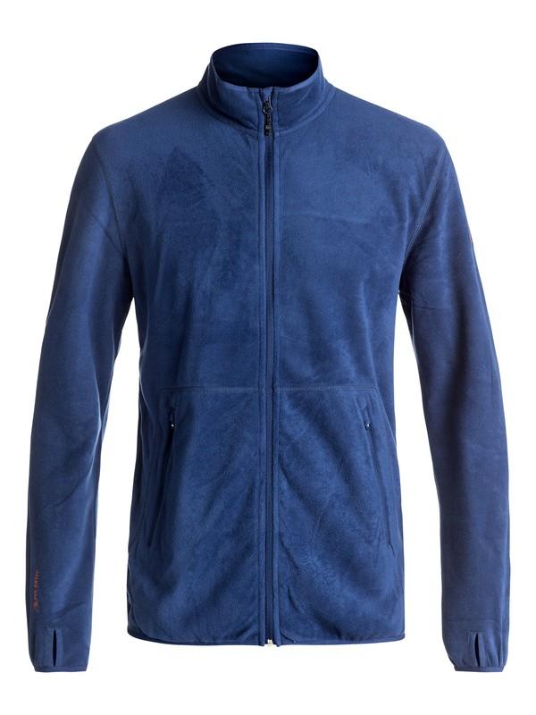 0 Cosmo - Deuxième couche thermique zippée Polartec® Bleu EQYFT03624 Quiksilver