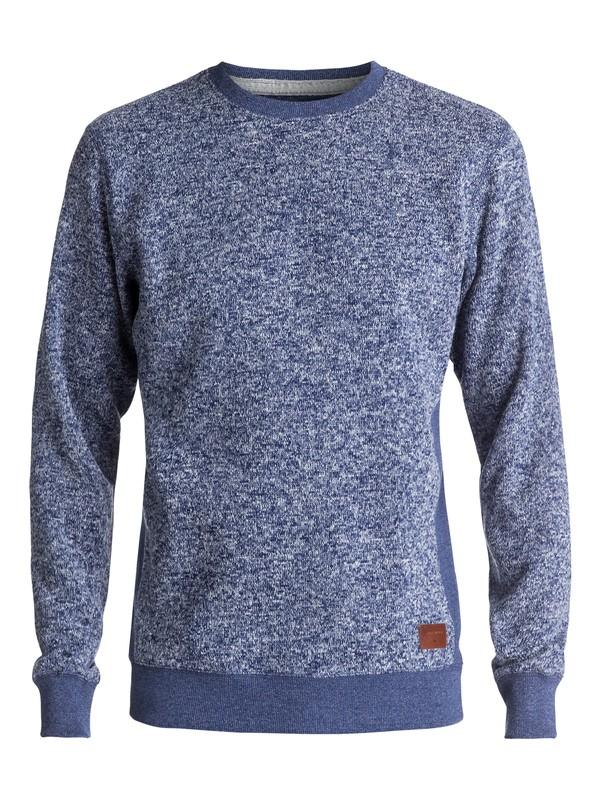 0 Keller - Sweatshirt polaire Bleu EQYFT03659 Quiksilver