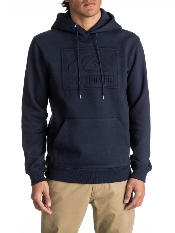 0 Box Spray - Sweat à capuche  EQYFT03688 Quiksilver