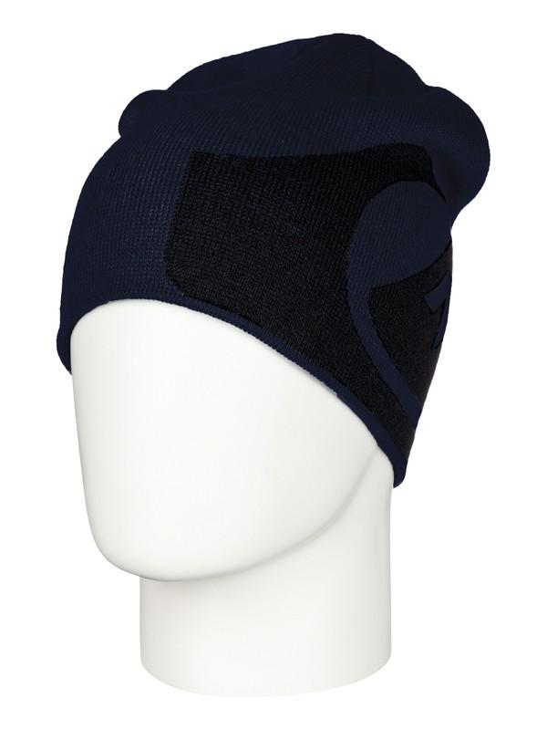 0 M&W - Bonnet Bleu EQYHA03031 Quiksilver
