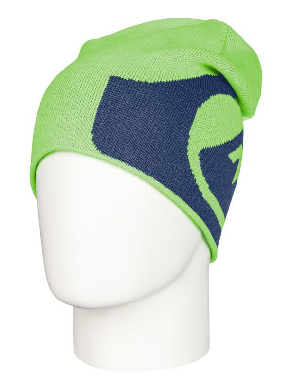 0 M&W - Bonnet Vert EQYHA03031 Quiksilver