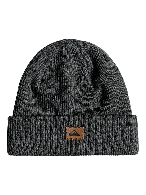 0 Men's Performed Beanie Black EQYHA03089 Quiksilver