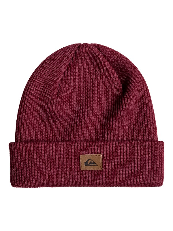 0 Performed Beanie Red EQYHA03089 Quiksilver