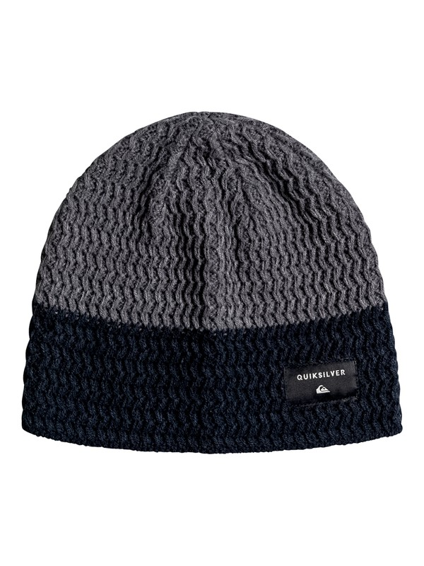 0 Cushy Color Beanie Black EQYHA03094 Quiksilver