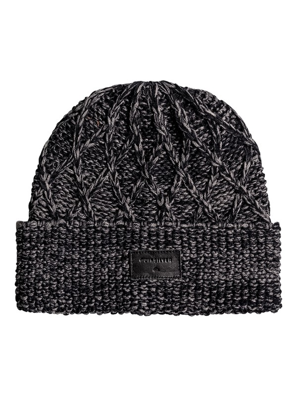 0 Performed Interest Beanie Black EQYHA03096 Quiksilver
