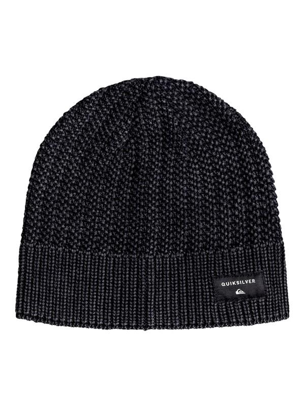 0 Cushy Bleach - Bonnet Noir EQYHA03099 Quiksilver