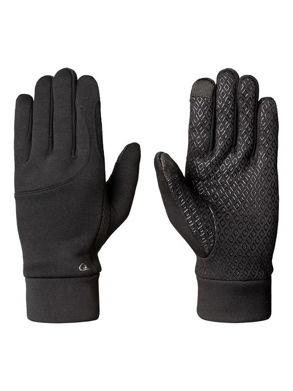 0 Toonka - Gants légers Noir EQYHN03027 Quiksilver
