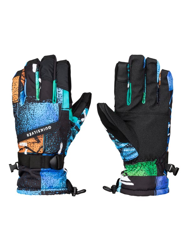 0 Mission - Gants de snow  EQYHN03047 Quiksilver