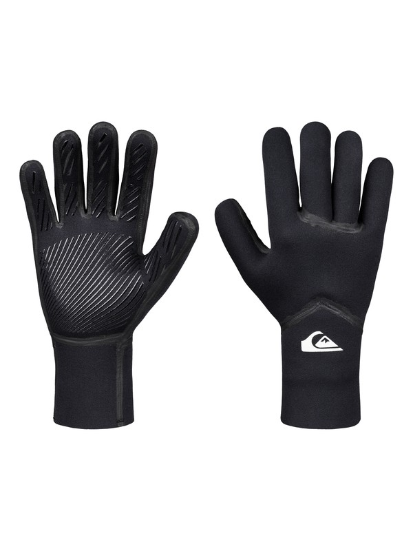 0 3mm Syncro - Wetsuit Gloves Black EQYHN03057 Quiksilver