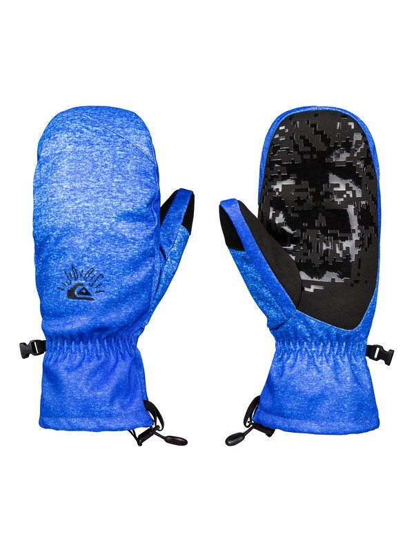 0 Quiksilver X Julien David - Moufles de snow 3 en 1 Bleu EQYHN03067 Quiksilver