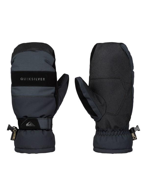 0 Hill GORE-TEX® - Moufles de snow Noir EQYHN03073 Quiksilver