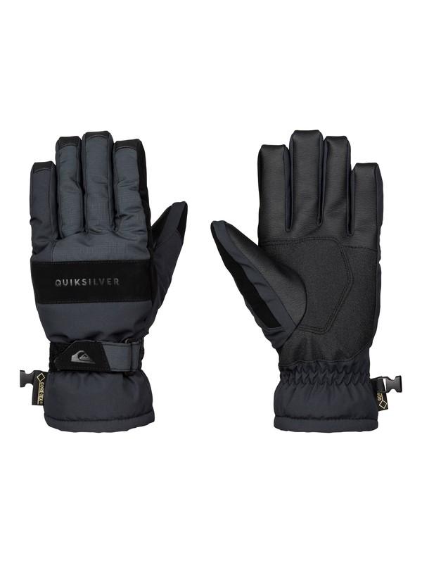 0 Hill GORE-TEX® - Gants de snow Noir EQYHN03074 Quiksilver