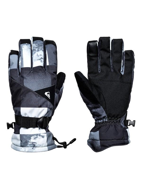 0 Mission - Snowboard/Ski Gloves White EQYHN03079 Quiksilver