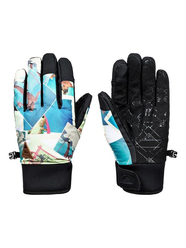 0 Method - Gants de snowboard/ski Blanc EQYHN03082 Quiksilver