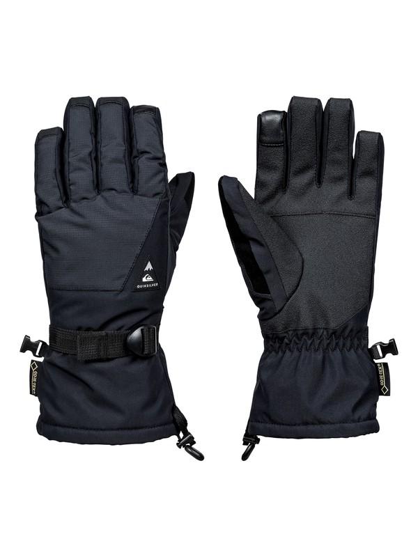 0 Hill GORE-TEX® Gloves Black EQYHN03089 Quiksilver