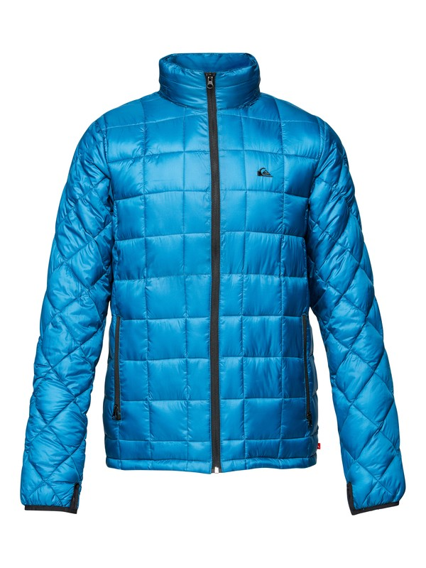 0 Carry On Insulator Jacket Blue EQYJK00044 Quiksilver